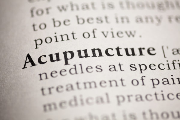 Acupuncture and TCM