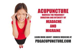 Acupuncture for Headache in Palm Beach Gardens Florida