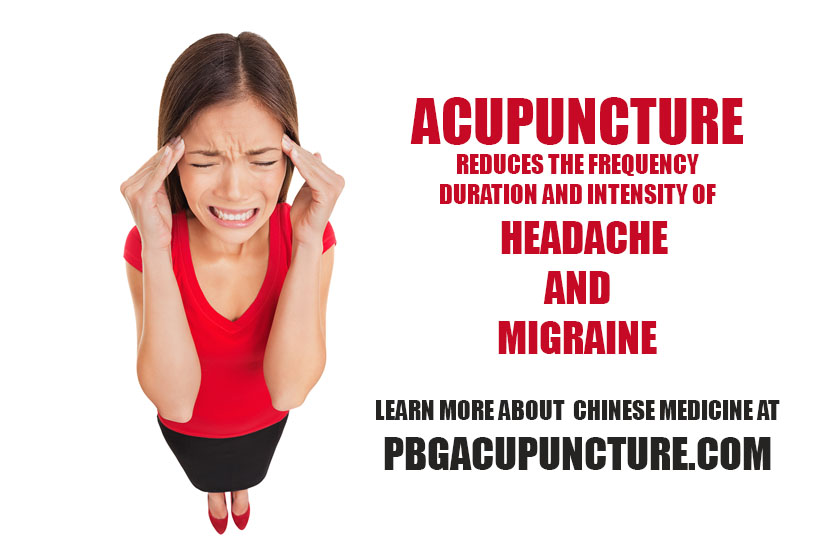 Acupuncture for Headache in Palm Beach Gardens Florida