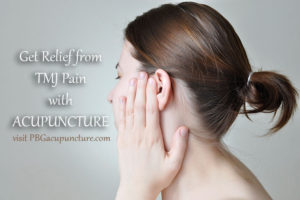 Acupuncture for TMJ in Palm Beach Gardens Florida